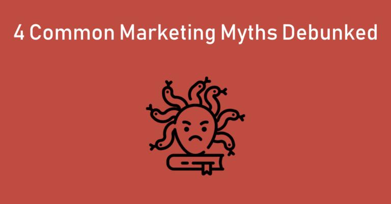 marketing myths debunked, thefirstfork
